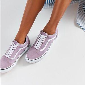 Vans Lilac Old Skool Sneakers